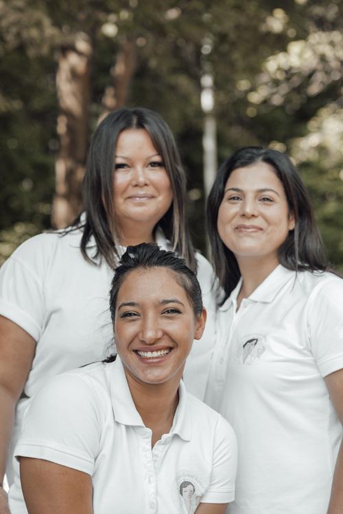 Mitarbeiter von Pflegedienst Sanus